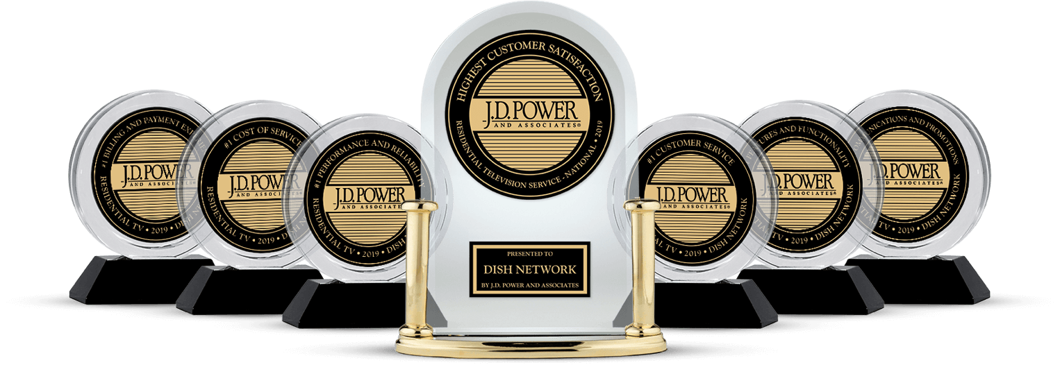DISH Customer Satisfaction - Ranked #1 by JD Power - Common Sense Technologies in Eureka Springs, Arkansas - DISH Authorized Retailer